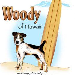 Woody process